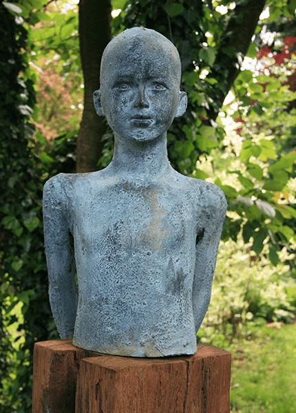 Skulpturen balkau for Gartendeko figuren gunstig