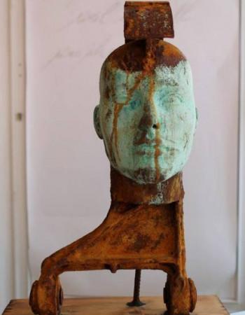 Skulptur ohne Titel